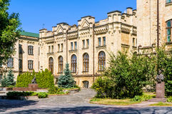 Instituto de Polytechnique de Kiev Fotografia de Stock