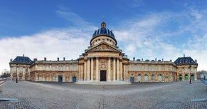 Instituto francês - institua de França no dia Paris Foto de Stock