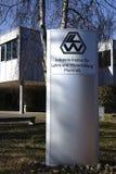 Instituto industrial para la formación de enseñanza y permanente Maguncia Fotos de archivo libres de regalías