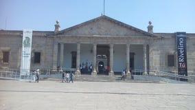 Instituto kulturella Cabañas arkivbild