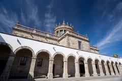 Instituto kulturella Cabanas, Guadalajara, Mexico Arkivbilder