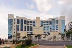 Instituto nacional de la música de Argel El instituto es situado cerca por la ciudad vieja Casbah Imagen de archivo