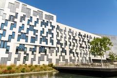 Instituto para las estadísticas y las matemáticas de la universidad de Viena Fotos de archivo
