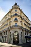 Instituto Paul Bocuse en Lyon, Francia foto de archivo libre de regalías