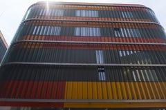 Instituut van moleculaire biologie en biochemie, Graz, Oostenrijk, Europa, Juni 2017 royalty-vrije stock foto