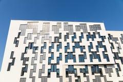Instituut voor Statistieken en Wiskunde van de Universiteit van Wenen Royalty-vrije Stock Foto