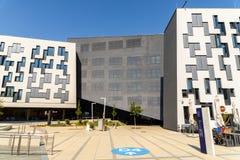 Instituut voor Statistieken en Wiskunde van de Universiteit van Wenen Royalty-vrije Stock Foto's