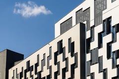 Instituut voor Statistieken en Wiskunde van de Universiteit van Wenen Royalty-vrije Stock Afbeeldingen