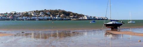 Instow Devon Anglia Zdjęcie Royalty Free
