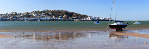 Instow Devon England Photo libre de droits