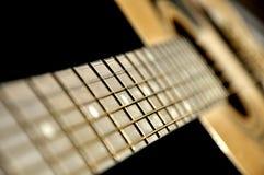 Instr de la guitarra foto de archivo libre de regalías