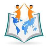 Instrução de distância Imagens de Stock Royalty Free