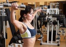 Instructeur de forme physique Photo stock