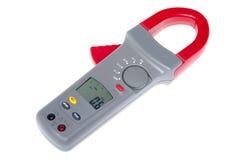 Instruction-macro actuel d'instrument de mesure photos stock