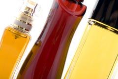 Instruction-macro de parfum photo libre de droits