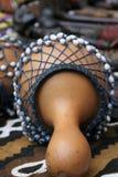 Instrument africain (Shekeres) image libre de droits