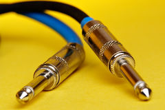 Instrument cables Stock Photos
