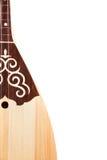 Instrument de kazakh de Dombra image libre de droits