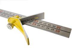 Instrument de la mesure Photo libre de droits