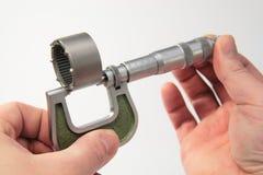 Instrument de mesure Images libres de droits