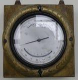 Instrument de mesure analogue, outils de thermotechnics Photographie stock