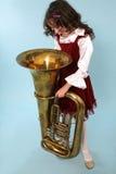 Instrument de miroir Images stock