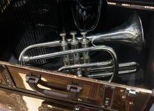 Instrument de musique Photo libre de droits