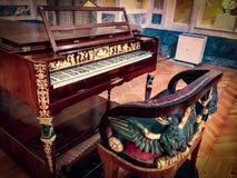 Instrument de musique antique photos stock