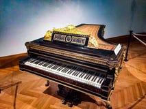 Instrument de musique antique images stock