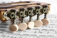 Instrument de musique Charango images libres de droits