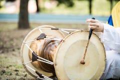 Instrument de musique de la Corée images stock