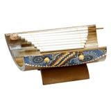 Instrument de musique de xylophone Photographie stock libre de droits