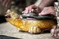 Instrument de musique indonésien photos libres de droits