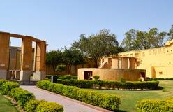 Instrument de Ram complémentaire entre eux, Inde du Ràjasthàn d'observatoire de Jaipur photos libres de droits