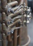 Instrument de vent Images stock