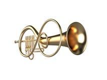 Instrument de vent Photographie stock libre de droits