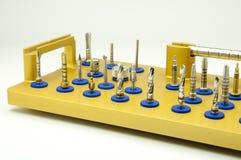 Instrument for dental implantology Stock Photos