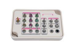 Instrument for dental implantology Stock Images