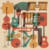 Instrument icon Royalty Free Stock Image