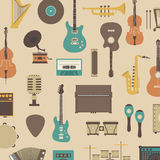 Instrument icon Stock Images