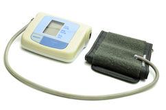 Instrument for measuring blood pressure Royalty Free Stock Image