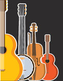 Instrument Medley Royalty Free Stock Photography