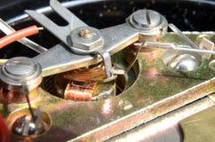 Instrument mobile de bobine Images libres de droits