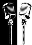Instrument musical de dessin animé Images libres de droits