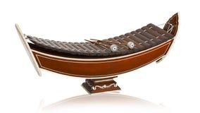 Instrument musical de xylophone thaï Photographie stock libre de droits