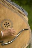 Instrument musical national ukrainien Image libre de droits