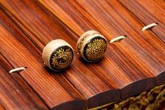 Instrument musical thaï. Image libre de droits