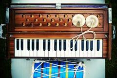 Instrument muzyczny Obraz Stock