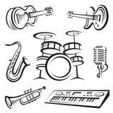 Instrument muzyczny Zdjęcie Stock