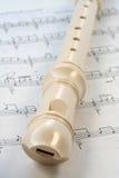 instrument muzyki Fotografia Stock